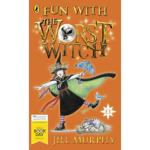 Fun with The Worst Witch - The Book Bundle