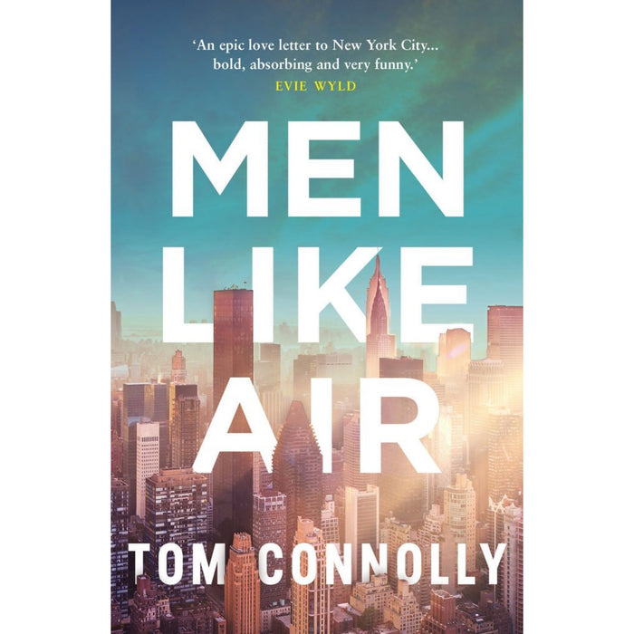 Men Like Air - The Book Bundle