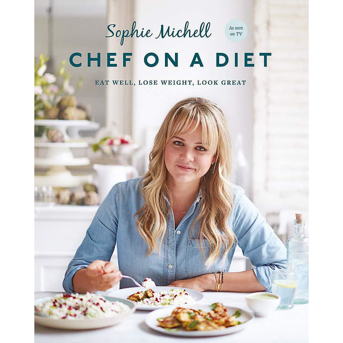 Chef on a Diet: Eat well, lose weight, look great - The Book Bundle
