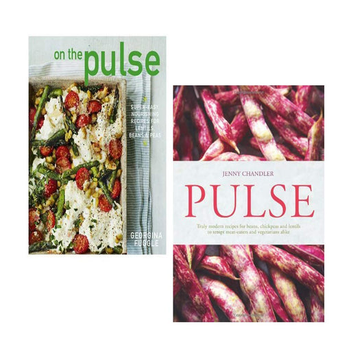 On the Pulse and Jenny Chandler Pulse [Hardcover] 2 Books Collection Set - The Book Bundle
