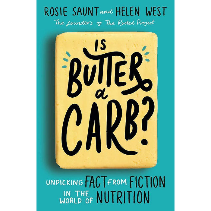 Is Butter a Carb, Tasty & Healthy, Slow Cooker Spice-Guy Curry Diet, Hidden Healing Powers, Healthy Medic Food For Life 5 Books Collection Set - The Book Bundle