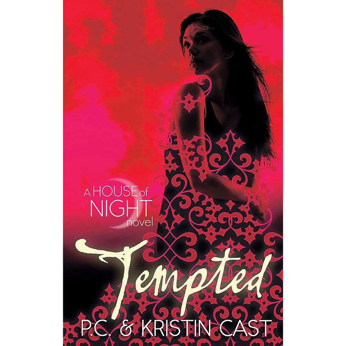 The House of Night Novel Collection Volume 1 to 6 : 6 Books set Pack By P C Cast and Kristin Cast (Marked,Betrayed,Chosen,Untamed,Hunted,Tempted) - The Book Bundle