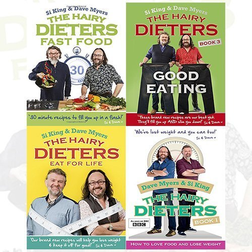 Hairy Bikers Collection 4 Books Bundle - The Book Bundle