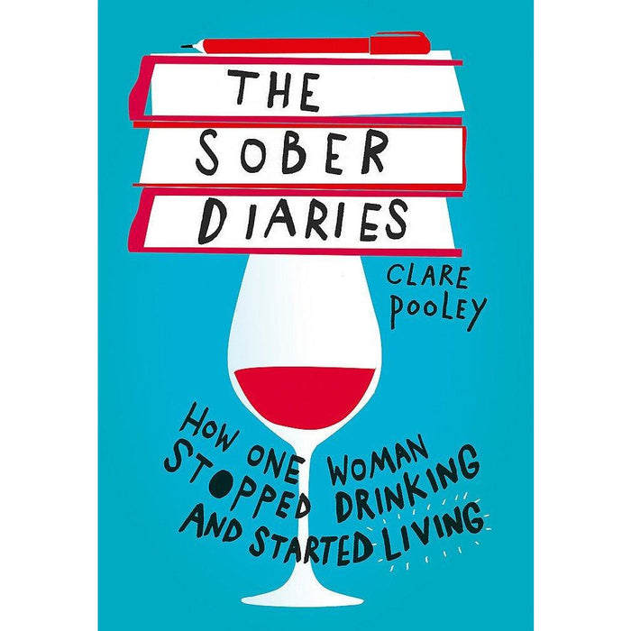 The Sober Survival Guide, This Naked Mind, The Sober Diaries, The Unexpected Joy of Being Sober Journal 4 Books Collection Set - The Book Bundle