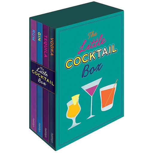 The Little Cocktail Box (Cocktails) - The Book Bundle