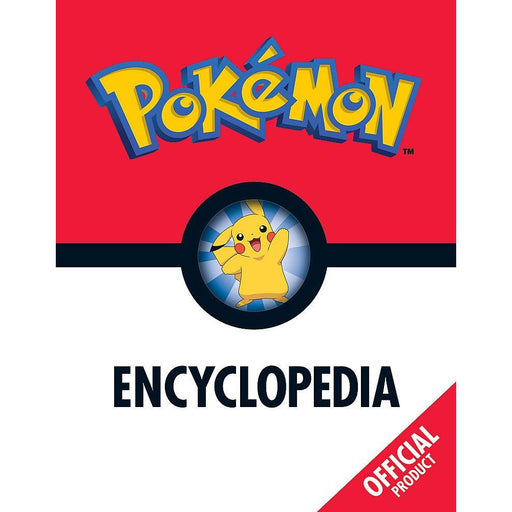 The Pokémon Encyclopedia, Official - The Book Bundle
