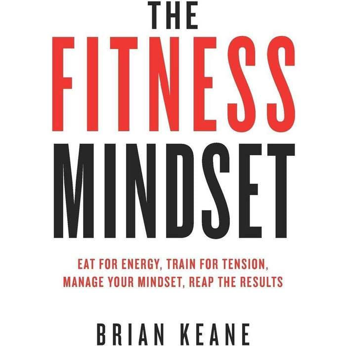 Rising Strong, Rewire Your Mindset, The Fitness Mindset, Meltdown 4 Books Collection Set - The Book Bundle