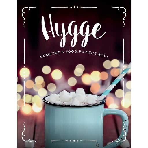 Hygge: Comfort & Food For The Soul: A cosy collection of comfort food - The Book Bundle