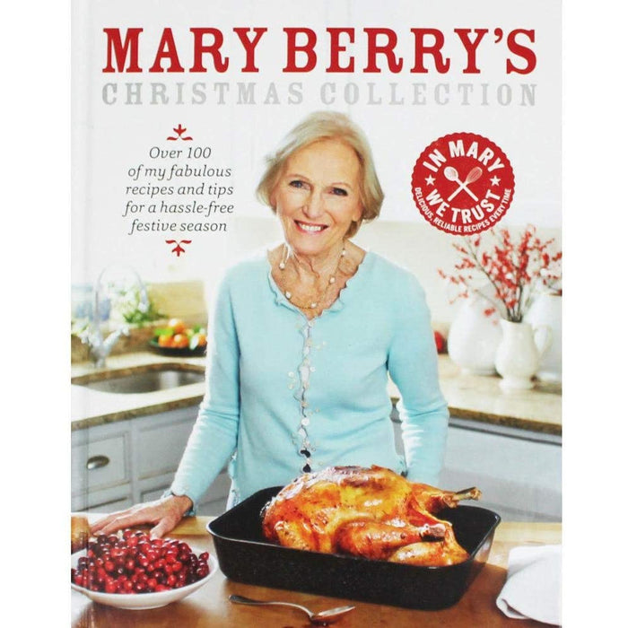 Mary Berrys Christmas Collection - The Book Bundle