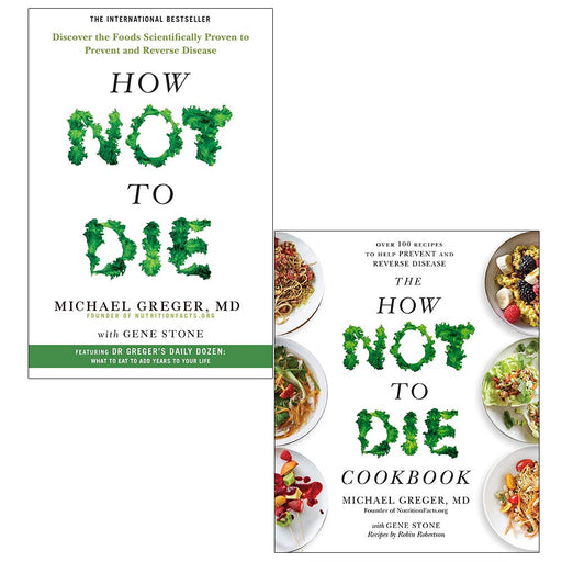 Michael Greger Collection 2 Books Collection Set - The Book Bundle