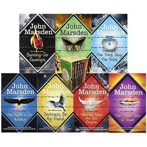 Tomorrow Series John Marsden Collection 7 Books Bundle Gift Wrapped Slipcase Specially For You - The Book Bundle