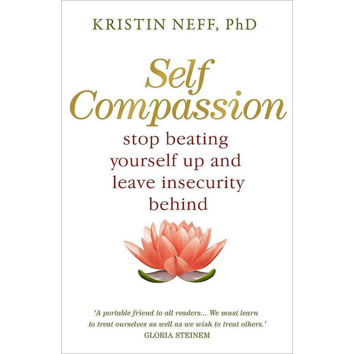 The Compassionate, Self Compassion, Meditation , 10% Happier,The Headspace 5 Books Collection Set - The Book Bundle
