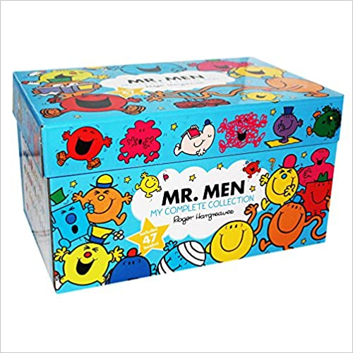 Mr Men My Complete Collection Box Set - The Book Bundle