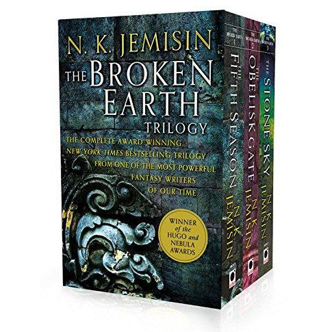 The Broken Earth Trilogy: The Fifth Season, the Obelisk Gate, the Stone Sky - The Book Bundle