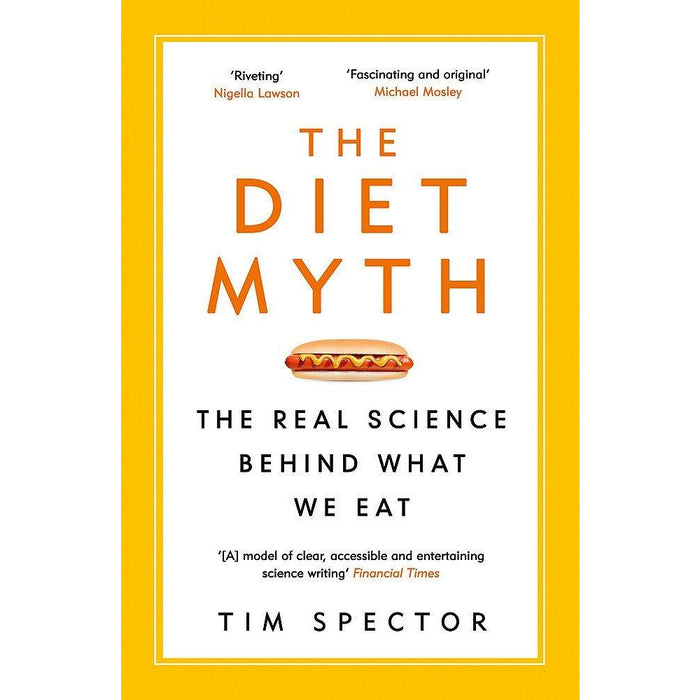 Is Butter a Carb, Food WTF Should I Eat, The Diet Myth, The Healthy Medic Food for Life 4 Books Collection Set - The Book Bundle