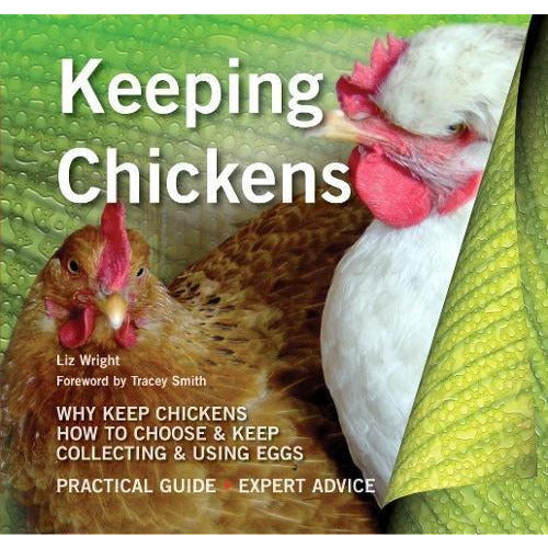 Keeping Chickens (Green Guides Series) - The Book Bundle