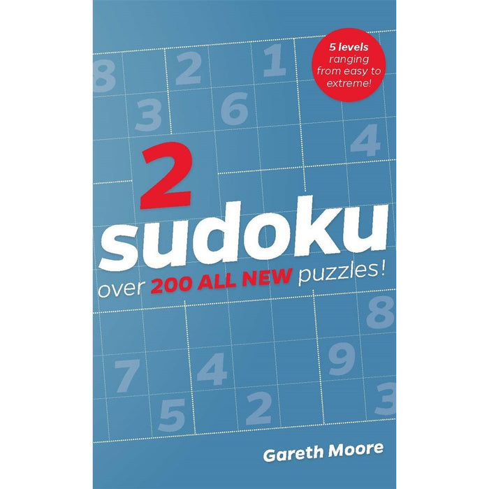 The Sudoku pack - The Book Bundle