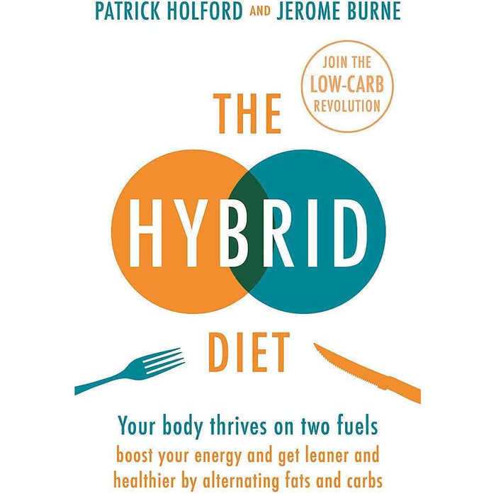 The Hybrid Diet, Fast Metabolism Diet, Body Reset Diet, Smoothies Collection 4 Books Set - The Book Bundle