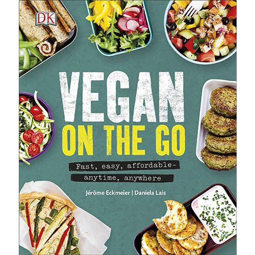 the how not to die cookbook,vegan on the go and vegan cookbook for beginners [paperback] 3 books collection set - The Book Bundle