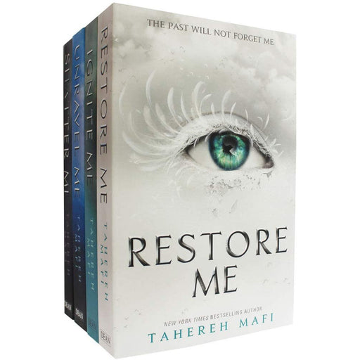 Tahereh Mafi Shatter Me Series - 4 Book Collection - The Book Bundle