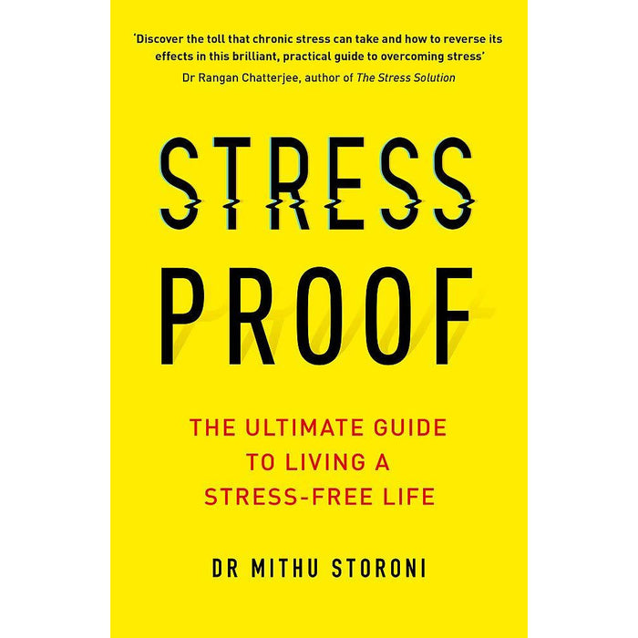 Stress-Proof: The ultimate guide to living a stress-free life - The Book Bundle