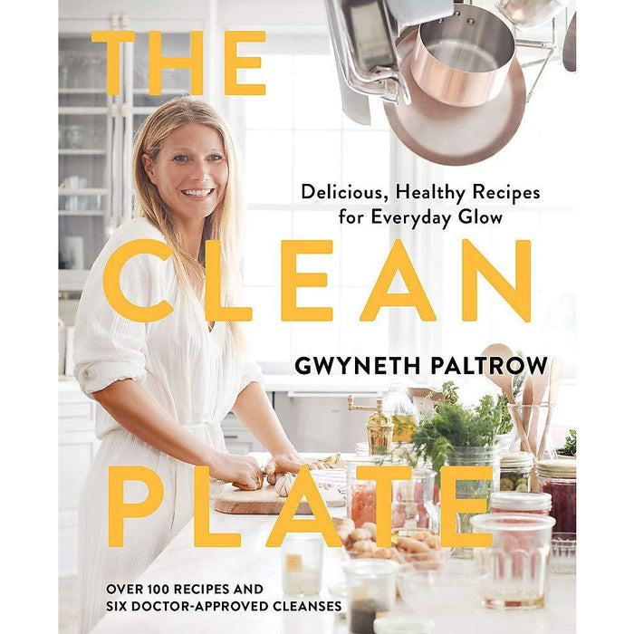 The Clean Plate: Delicious, Healthy Recipes for Everyday Glow - The Book Bundle