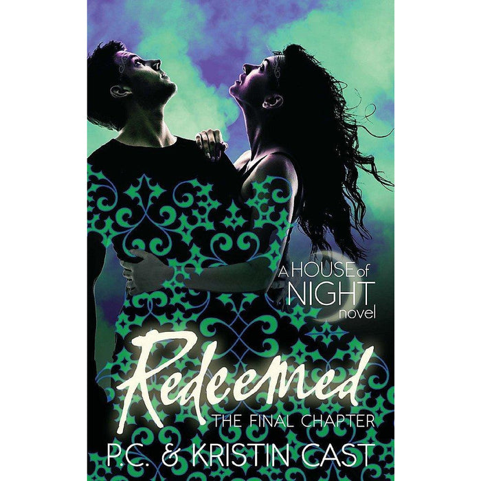House of Night Novel Collection Volume 7 to 12 : 6 Books set pack (Burned,Awakened,Destined,Hidden,Revealed,Redeemed) - The Book Bundle