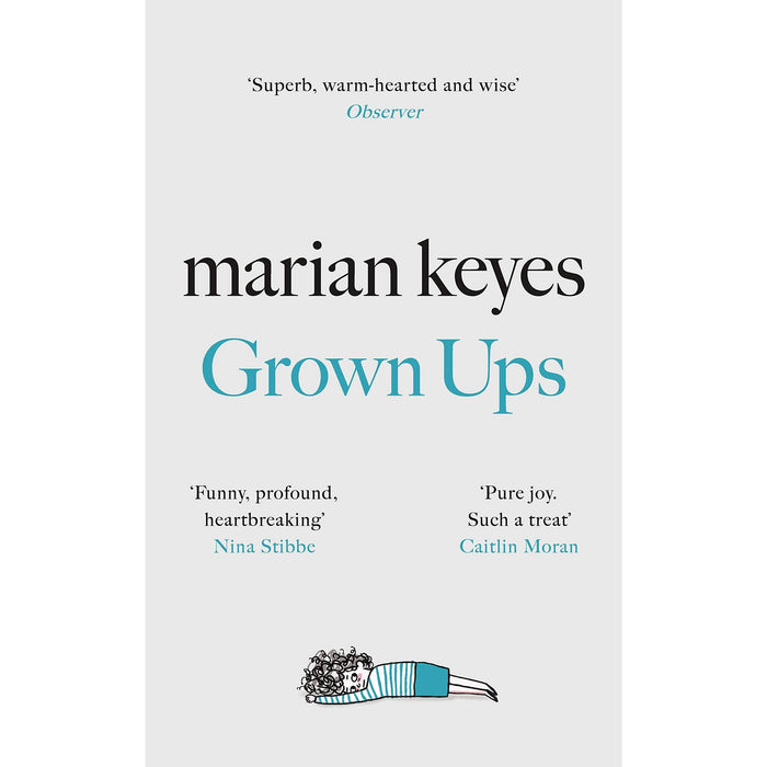 The Break and Grown Ups By Marian Keyes 2 Books Collection Set - The Book Bundle