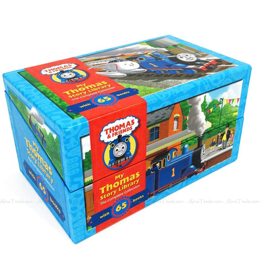 Thomas Story Library Ultimate Collection - 65 Books Boxed Set - The Engine Shed Thomas & Friends - The Book Bundle