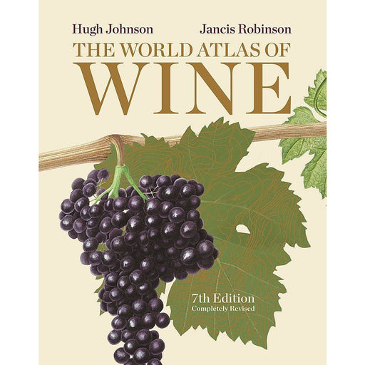 The World Atlas of Wine - 7th Edition - The Book Bundle