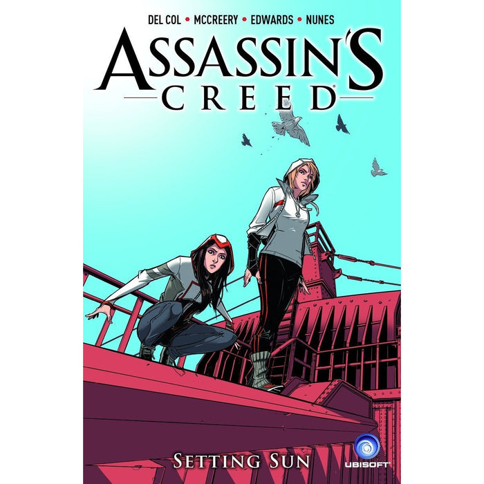 Assassins Creed: Assassins Vol 2: Setting Sun - The Book Bundle