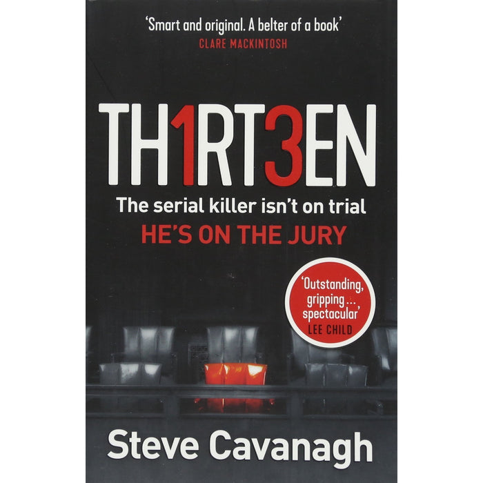 Eddie Flynn Series 5 Books Collection Set (Twisted ,Thirteen, The Defence, The Plea, The Liar) - The Book Bundle