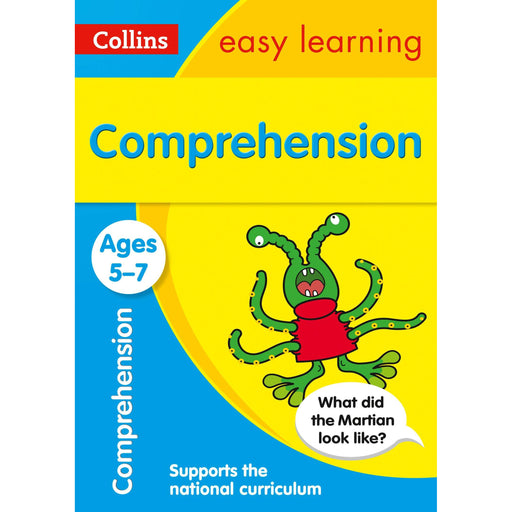 Comprehension Ages 5-7: Ideal for Home Learning - The Book Bundle
