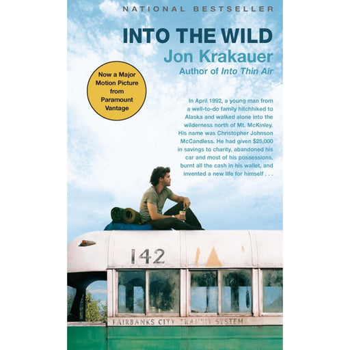 Into the Wild By Jon Krakauer - The Book Bundle