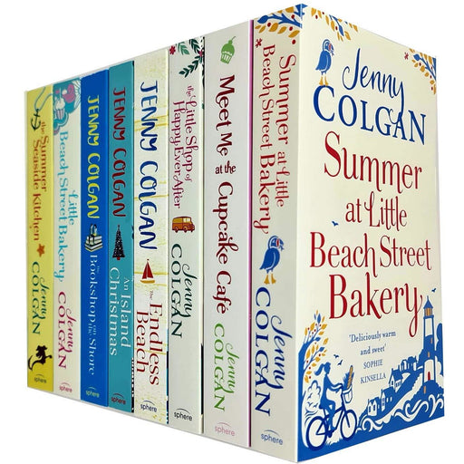 Jenny Colgan Collection 8 Books Set - The Book Bundle