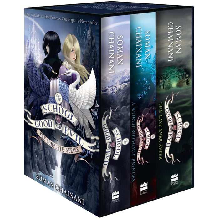 The School for Good and Evil Collection (The School for Good and Evil) - The Book Bundle