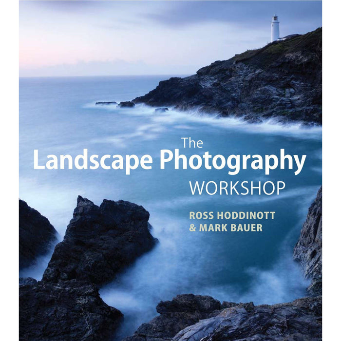 Art of Landscape Photography and Landscape Photography Workshop 2 Books Collection Set - The Book Bundle