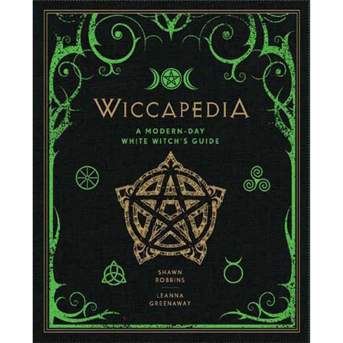 Wiccapedia Journal 2 Books Collection Set - The Book Bundle