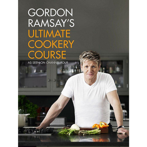 Gordon Ramsay's Ultimate Cookery Course - The Book Bundle
