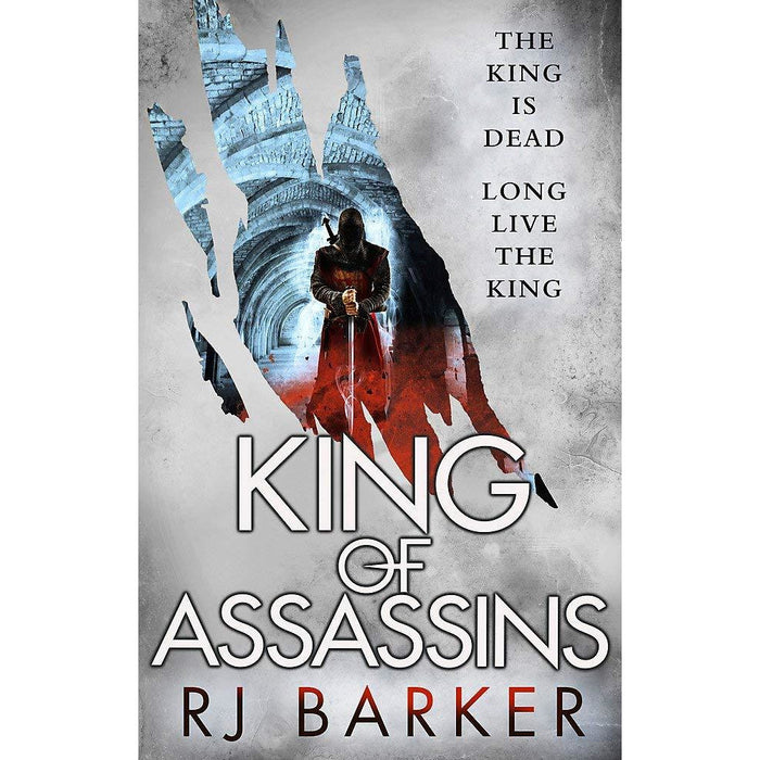 Wounded kingdom series rj barker collection 3 books set - The Book Bundle