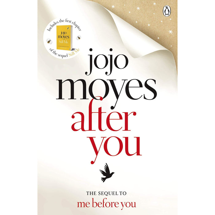 Jojo Moyes 3 Books Collection Set (Still Me, Me Before You, After You) - The Book Bundle