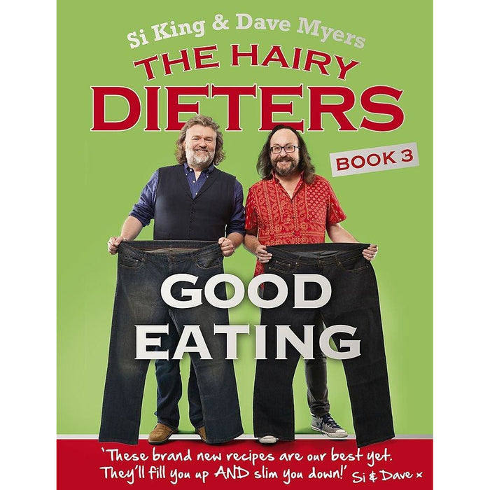 The Hairy Dieters Collection 3 Books Set By Hairy Bikers - The Book Bundle