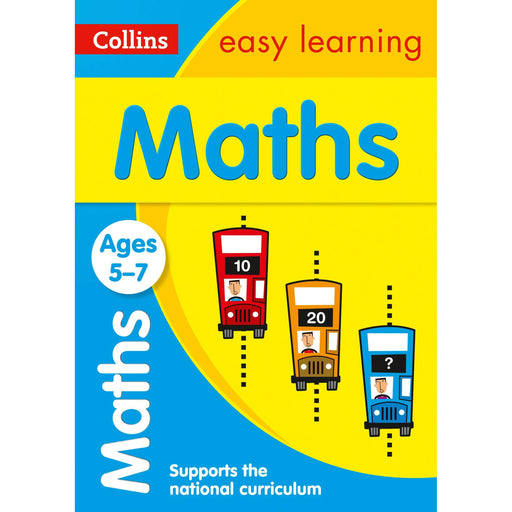 Maths Ages 5-7: Ideal for Home Learning - The Book Bundle