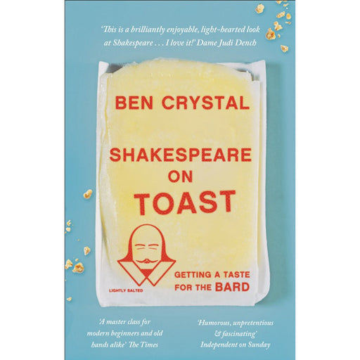 Shakespeare on Toast: Getting a Taste for the Bard - The Book Bundle
