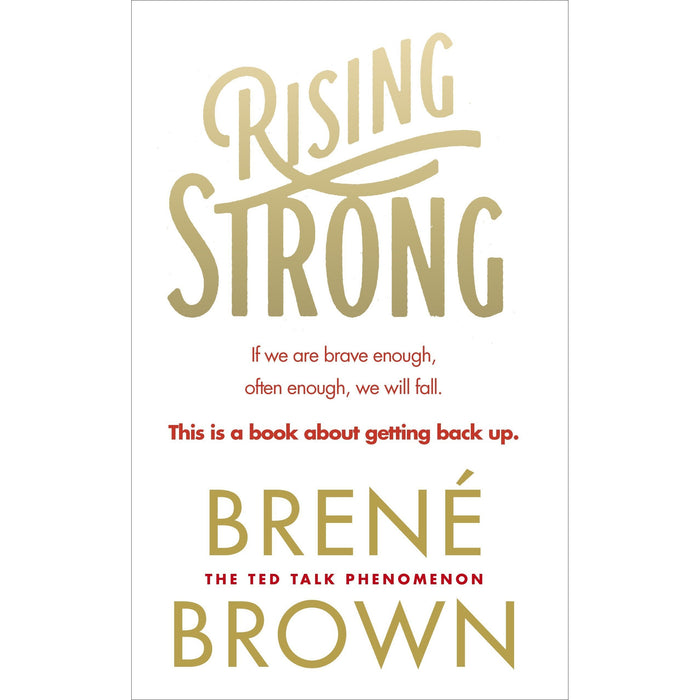 My Stroke of Insight [Hardcover], Eat That Frog! [Hardcover], Daring Greatly, Rising Strong 4 Books Collection Set - The Book Bundle