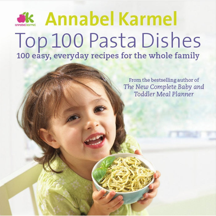 Top 100 Pasta Dishes - The Book Bundle