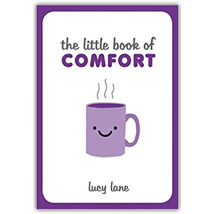 Lucy Lane The Little Book Collection 3 Books Set (Resilience, Comfort, Adulthood guide) - The Book Bundle