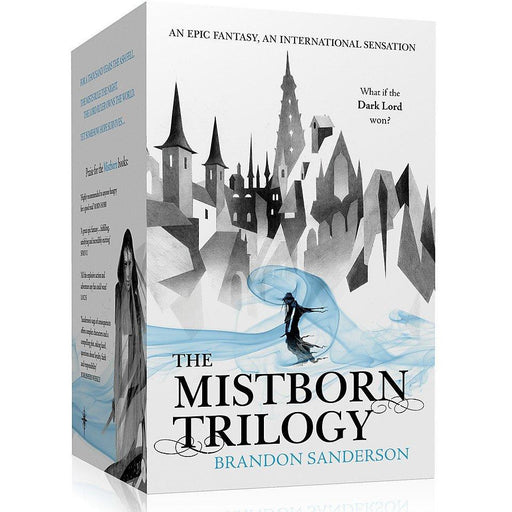 Mistborn Trilogy Boxed Set: The Final Empire, The Well of Ascension, The Hero of Ages - The Book Bundle