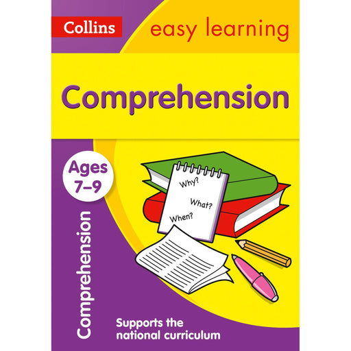 Comprehension Ages 7-9: Ideal for Home Learning - The Book Bundle