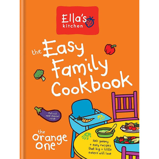Ella's Kitchen: The Easy Family Cookbook - The Book Bundle
